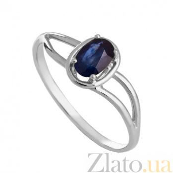 Золотое кольцо с сапфиром Жозефин VLN--122-1409-14*