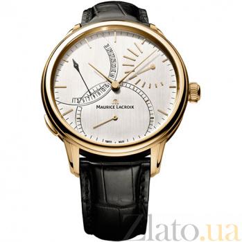 Часы Maurice Lacroix коллекции Calendrier Rétrograde MLX--MP7268-PG101-130