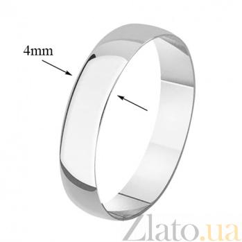 Обручальное кольцо из белого золота Freestyle TRF--4210537