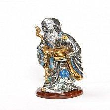 Серебряная статуэтка Сау