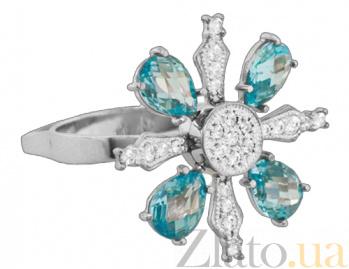 Женское серебряное кольцо TNG--330692С