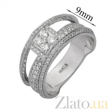 Кольцо из белого золота с бриллиантами Авалона YZ72986