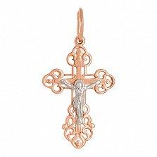 Золотой крестик Источник добродетели