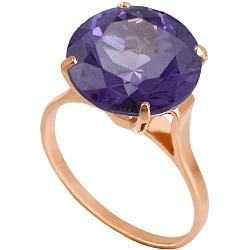 Золотое кольцо с александритом Диодора