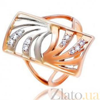 Золотое кольцо Нефертити EDM--КД0442