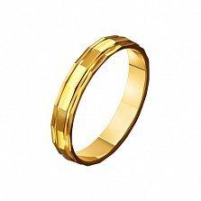 Золотое обручальное кольцо Старинная сказка
