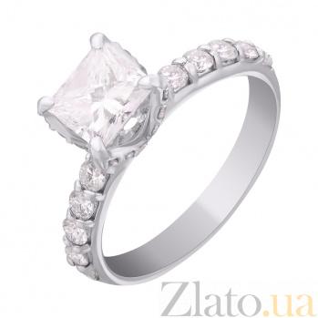 Золотое кольцо с неповторимым бриллиантом Hettie R0802/A03В01F02C01H02D02J02E02K02