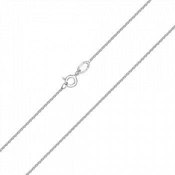 Срібний ланцюжок, 1 мм 000146049