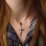 Золотой крестик Сила