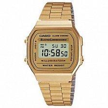 Часы наручные Casio A168WG-9EF