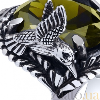 Серебряное кольцо Мелоди AUR--71804о