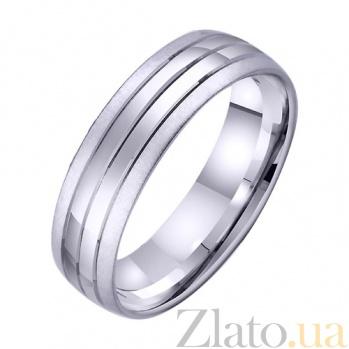Золотое обручальное кольцо Счастье на двоих TRF--4211232