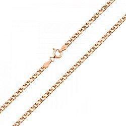 Серебряный браслет с позолотой, 2,5 мм 000026165