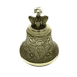 Бронзовый колокольчик Святогорская Лавра 000004499