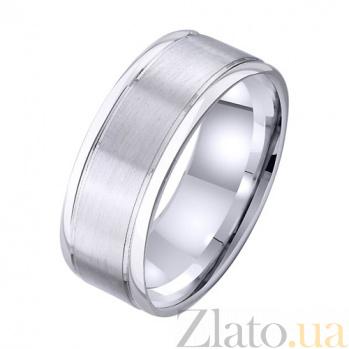 Золотое обручальное кольцо Ценность любви TRF--421912