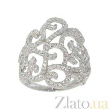 Золотое кольцо с бриллиантами Ариадна 1К441-0251