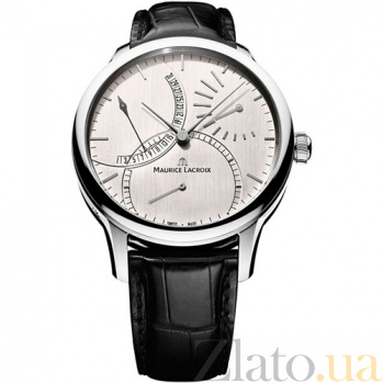 Часы Maurice Lacroix коллекции Calendrier Rétrograde automatique MLX--MP6508-SS001-130