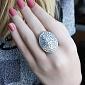 Серебряное кольцо Дельта BGS--470к