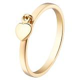 Кольцо в желтом золоте Тебе одной
