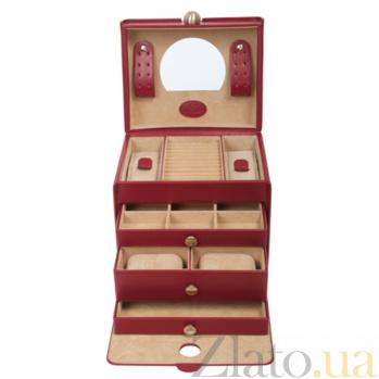 Шкатулка для украшений Merino с зеркалом 3732/0