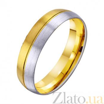 Золотое обручальное кольцо Только ты TRF--4511759