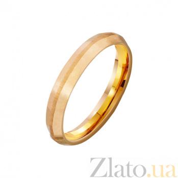 Золотое обручальное кольцо Ты мое желание TRF--4111121