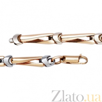 Золотой браслет Стиль AUR--35005