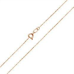 Цепочка из красного золота 000103857