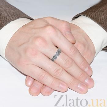 Серебряное кольцо с чернением Анита AUR--71052*