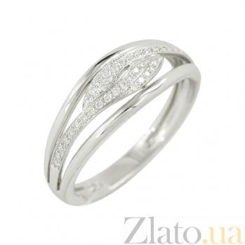 Золотое кольцо с бриллиантами Кира 1К759-0192