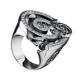 Золотое кольцо с бриллиантами Адажио