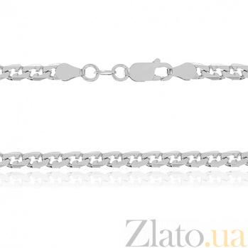 Серебряная цепь Бремен, 55 см, 3 мм 000030859