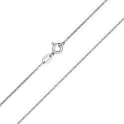 Серебряная цепь, 1 мм 000045351