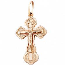 Золотой крестик Кротость