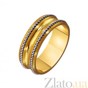 Золотое обручальное кольцо Моя звезда TRF--4411479