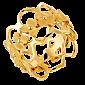 Кольцо в лимонном золоте Hortensia  R-Ch/Hor-E-big