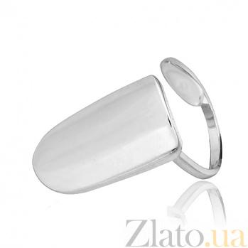 Серебряное кольцо-ноготь Мейли 000028003
