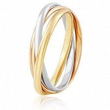 Золотое обручальное кольцо Проявления любви
