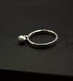 Серебряное фаланговое кольцо Эмир