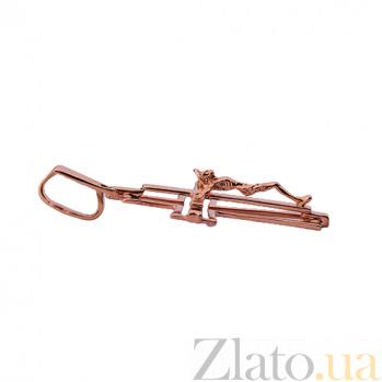 Золотой православный крест Спаситель ONX--п01315
