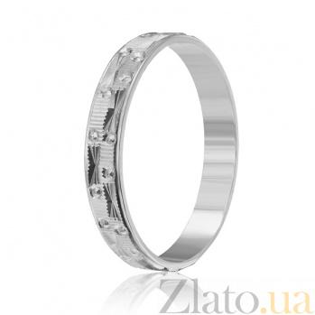 Серебряное кольцо Детройт 000025841
