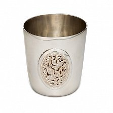 Серебряная стопка Прованс, 50мл