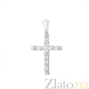 Серебряный крестик Грация 3286р