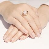 Золотое кольцо Адамант
