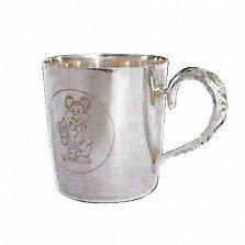 Серебряная кружка Мики Маус