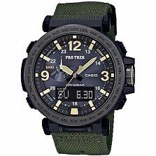 Часы наручные Casio Pro trek PRG-600YB-3ER