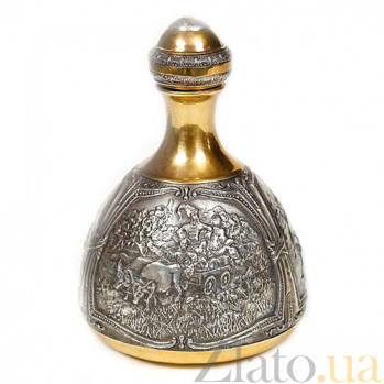 Серебряный графин Казацкий 565