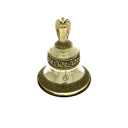 Маленький колокольчик Введенский Монастырь из бронзы