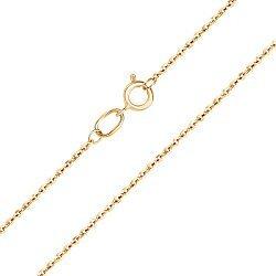 Цепочка из желтого золота в якорном плетении 000131596