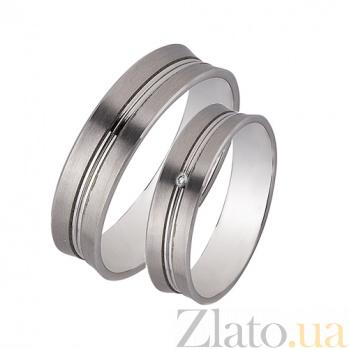 Золотое обручальное кольцо Романтичный подарок  TRF--4211214